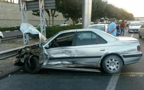 کاهش ۶۵ درصدی تعداد جانباختگان حادثه رانندگی