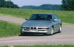 بی ام و سری 8 مدل 1990-1999