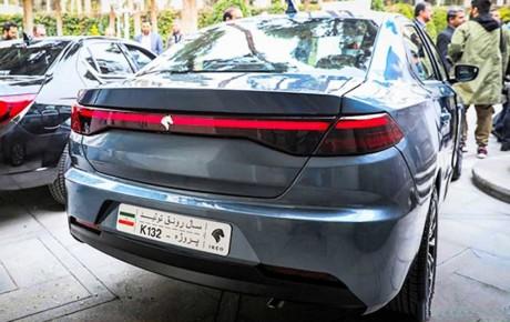 سدان جدید ایران خودرو را بشناسید
