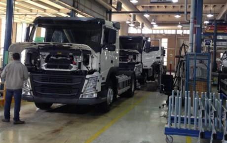 رشد تولید خودروهای تجاری و وانت