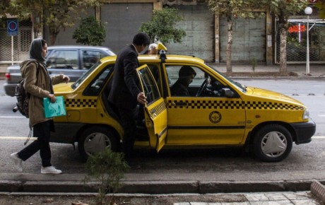 احتمال تغییرکرایههای تاکسی بر اساس طرح فاصله گذاری