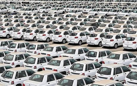 افت 32 درصدی تولید خودرو