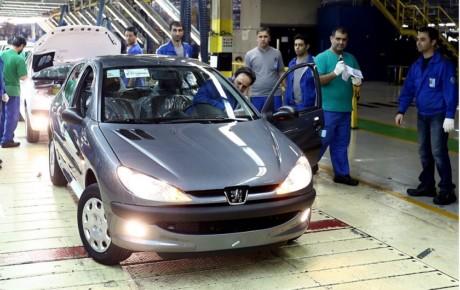 افزایش ۶ درصدی تولید خودرو