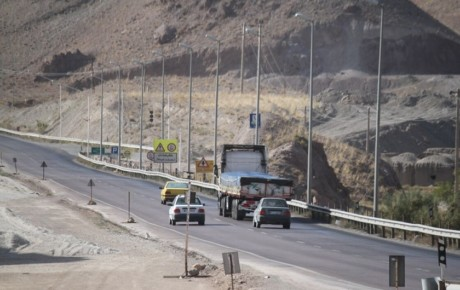 افزایش ۸.۵ درصدی تردد در جادهها