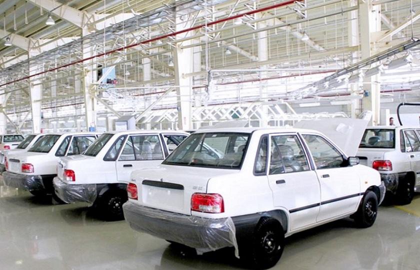 برنامه کاری جدید خودروسازان