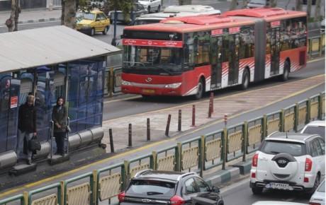 تعداد مسافران اتوبوس کاهش نیافت