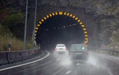 توقف تردد شبانه در آزادراه تهران – شمال
