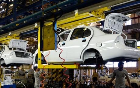 روند فعالیت خودروسازان در فروردین 99