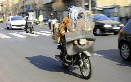 میزان آلودگی هر موتورسیکلت ۱۸ برابر یک خودرو است