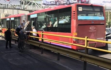 نوسازی ناوگان حملونقل عمومی توسط سازمان راهداری