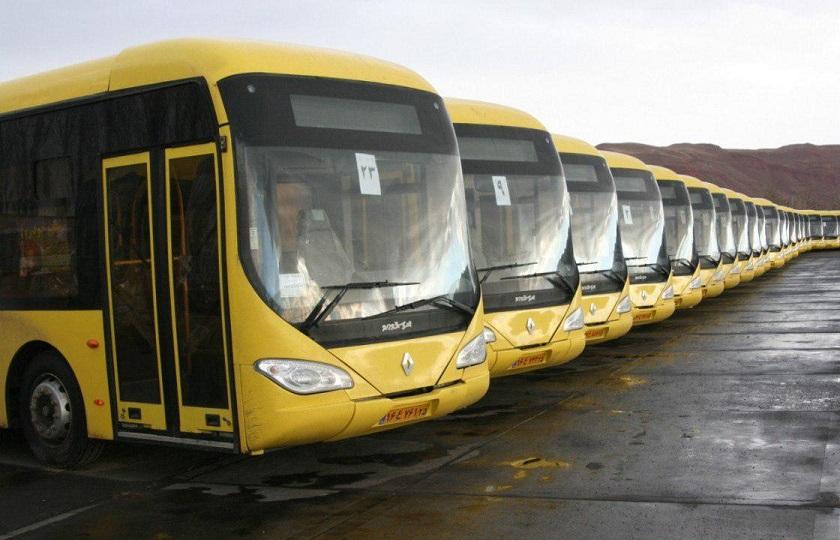 واردات اتوبوس دست دوم اروپایی صحت ندارد