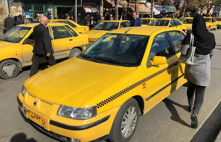 چالش کرایه مسافر چهارم در تاکسیها