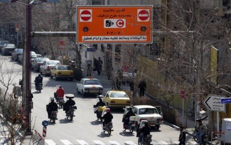 کرونا هم حریف عدم اجرای طرح ترافیک نشد