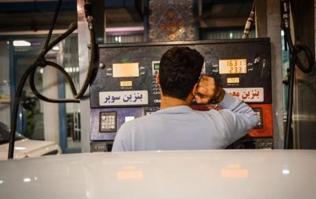 کمبود بنزین سوپر در تهران شایعه است