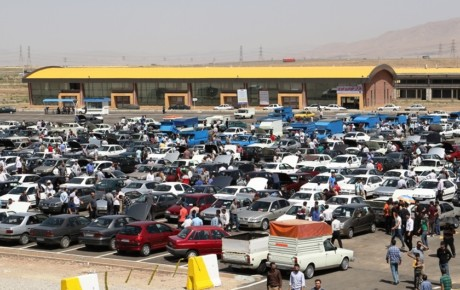 کنترل بازار خودرو تا پایان فروردین ماه