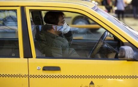 ۳۰۲ راننده تاکسی به کرونا مبتلا شدهاند