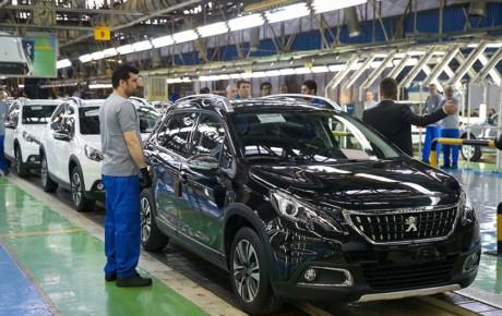 آمار تولید خودروسازان در اردیبهشت ۹۹