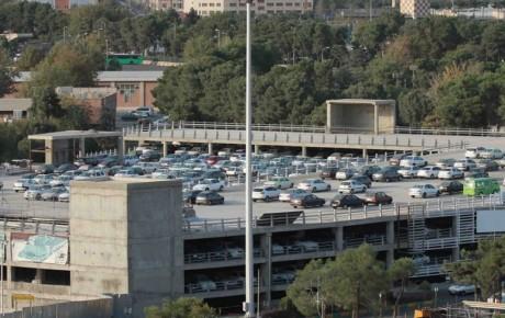 احتکار خودرو در پارکینگ فرودگاه مهرآباد تکذیب شد