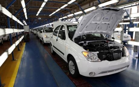 افت 43 درصدی تولید خودرو