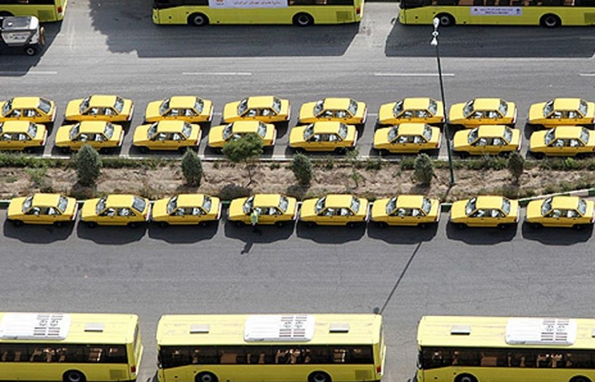 زمان اعمال کرایههای جدید حمل و نقل عمومی
