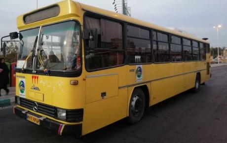ممنوعیت فعالیت اتوبوسهای فاقد معاینه فنی از خرداد ماه