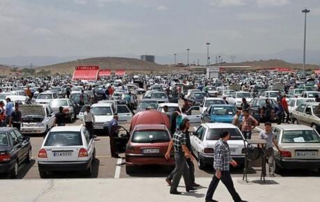 کاهش هیجانات در بازار خودرو