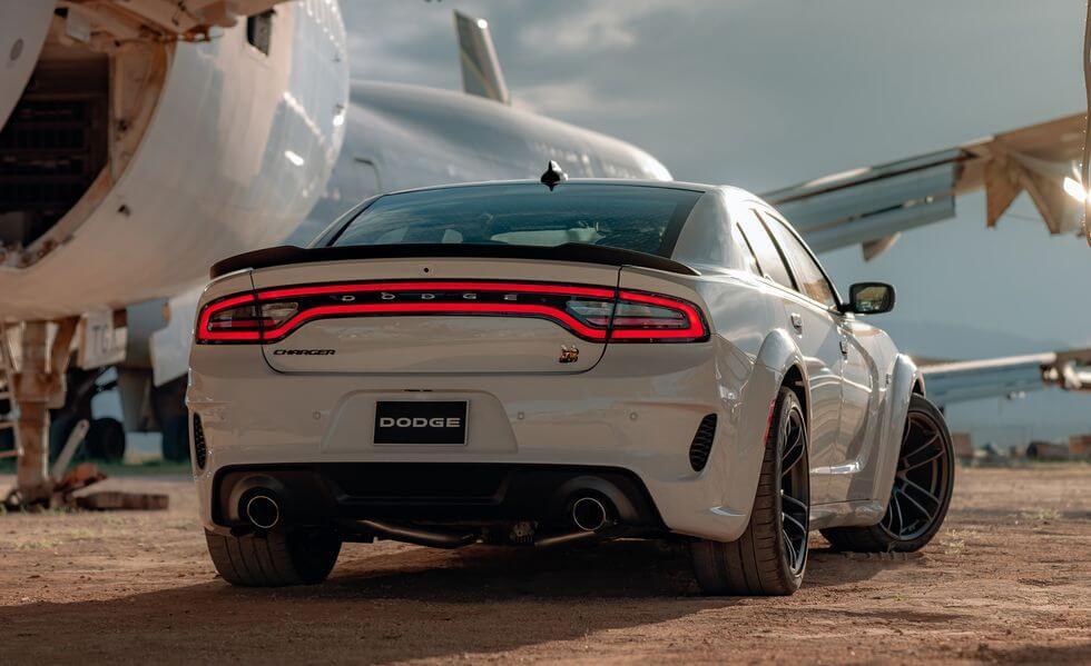دوج چارجر مدل 2020