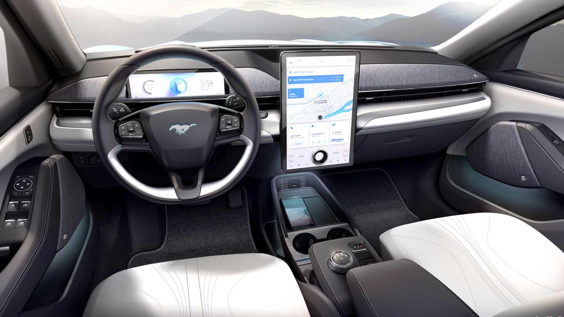 فورد موستانگ Mach-E مدل 2021