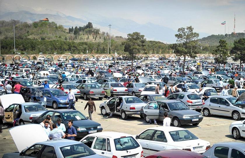آرامش به بازار خودرو باز میگردد   Z4Car