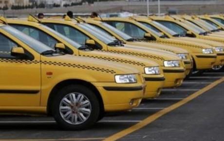 تاکسیهای یورو ۴ امروز شماره گذاری می شوند
