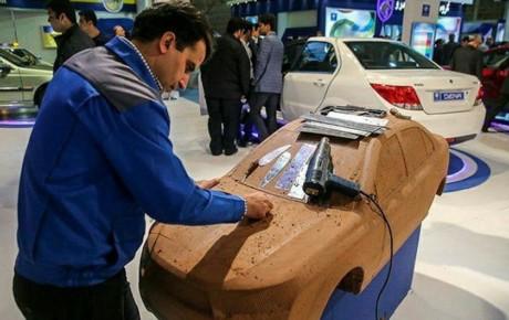 تب طراحی پلت فرم خودرو باز هم بالا گرفت