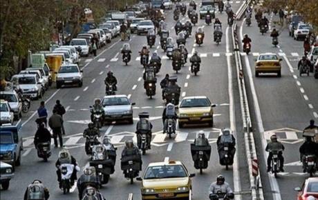 جرایم مربوط بیمه نامه شخص ثالث موتورسیکلت ها بخشیده می شود