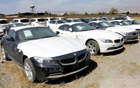 جریمه ۸ میلیارد ریالی قاچاقچیان خودرو