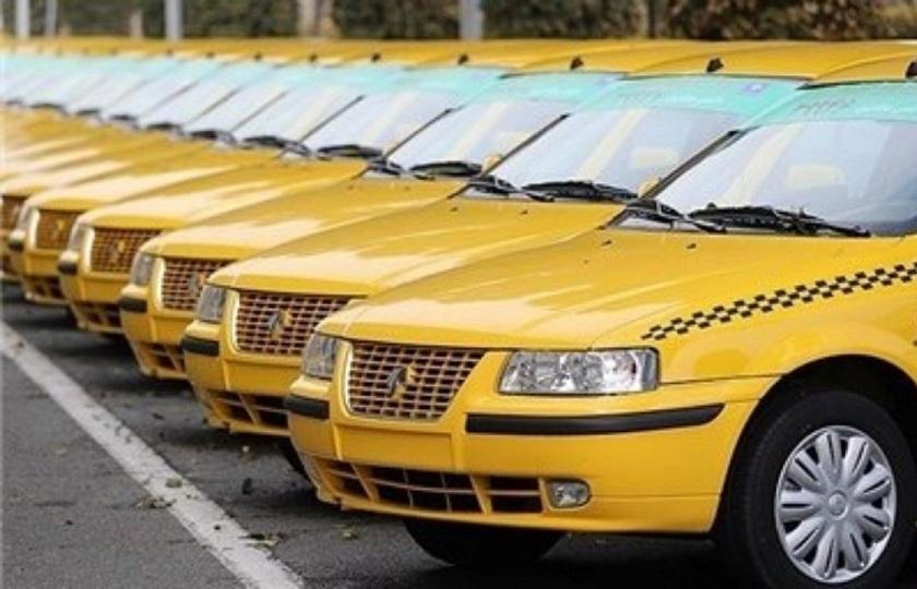 درخواست معافیت تاکسیهای دپو شده از استاندارد یورو 5