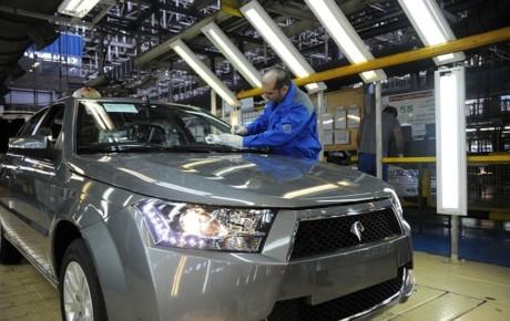میزان تولید ایران خودرو و سایپا چقدر بود؟