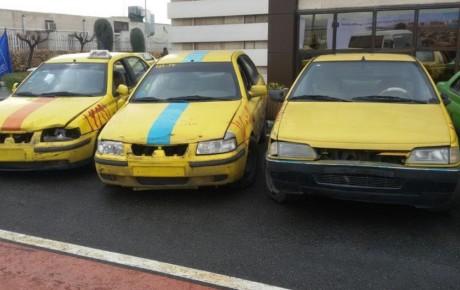 نوسازی ۴۰ هزار دستگاه تاکسی