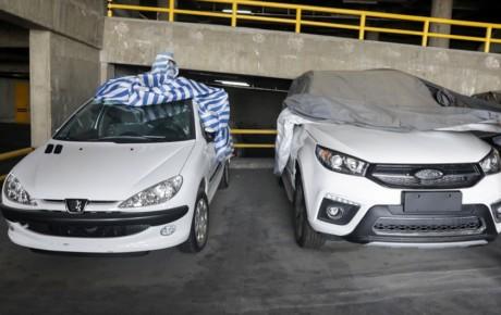 کشف 55 خودرو احتکار شده به ارزش 12 میلیارد ریال