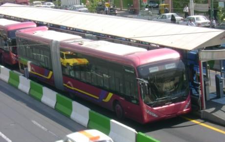 کمبود ۴ هزار دستگاه اتوبوس در تهران