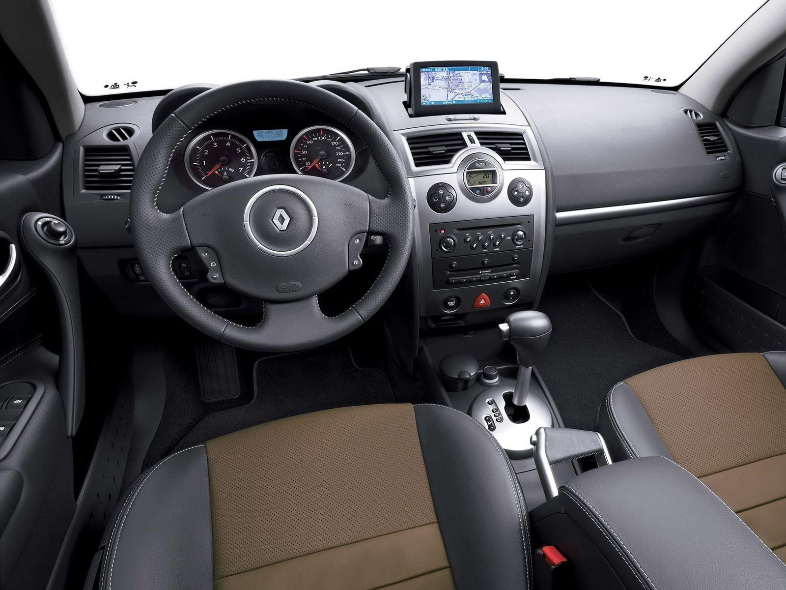 interior automatic