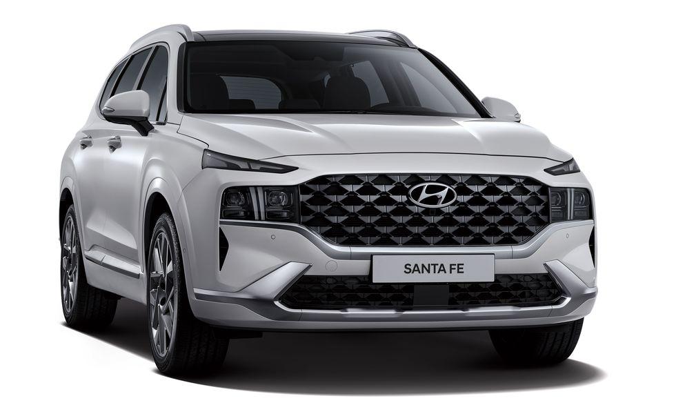 هیوندای سانتافه مدل 2021