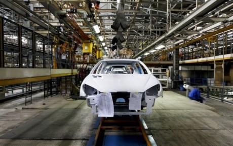 افزایش ۲.۷ درصدی تولید خودرو