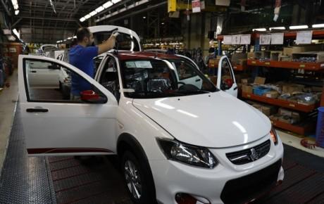 برنامه سایپا در زمینه تولید خودروهای جدید