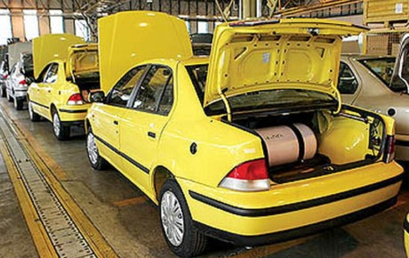 تصویب شماره گذاری ۵۰۰۰ دستگاه تاکسی گازسوز با استاندارد یورو ۴