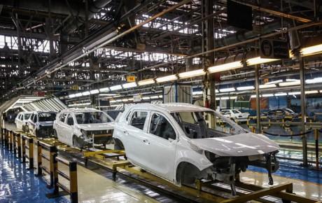 رشد تولید خودرو طی ۷ سال گذشته