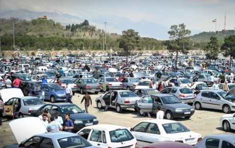 رقابت قیمت گذاری میان خودروساز و دلال