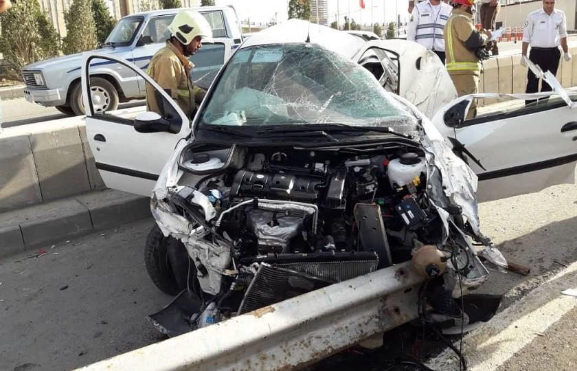 مصدومیت 21 هزار نفر در تصادفات تهران