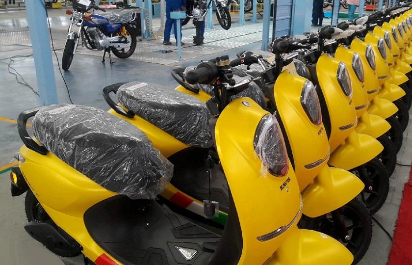 ممنوعیت استفاده از موتورسیکلت های برقی برای بانوان