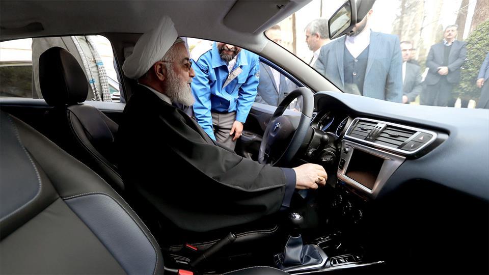k132 ایران خودرو