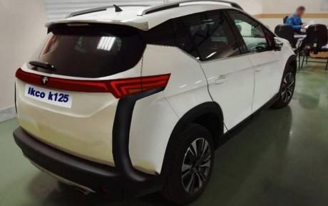 آخرین اخبار از شاسی بلند جدید ایران خودرو