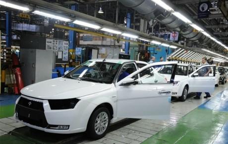 افزایش ۱۰.۸ درصدی تولید خودرو